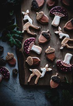 Soft Sugar Cookies (paleo, grain-free, refined sugar-free)