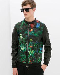 its-king-of-fashion:  Tropical Zara Follow:http://its-king-of-fashion.tumblr.com/ DONT FORGET TO REBLOG 94