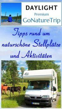 Homepages schwedischer Campingplätze