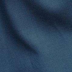 Cadet Blue Cotton/Linen. Linen 55% Cotton 45%.