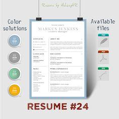 Resume #24