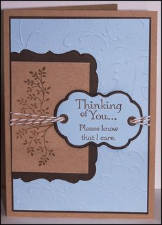 Thing of You | Dee's Designs Blog