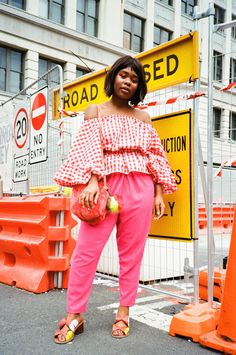 A look into the delightful street style of Sydney, Australia.
