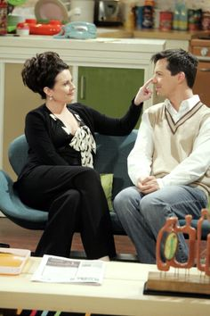 Karen Walker and Jack McFarland of Will and Grace | 11 Of Our Favorite Friendships In TV History