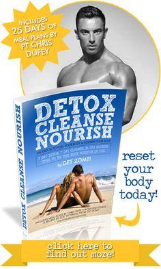 Detox Cleanse Nourish ebook