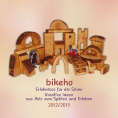 bikeho Holzspielzeug | Lebensgemeinschaft Birkenhof