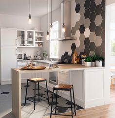 Des cuisines fonctionnelles et faciles à vivre