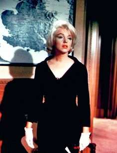 "yehyehgrace: "" Marilyn Monroe Let's Make Love """