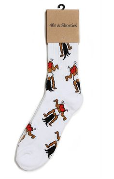 all i want for christmas is twerking socks.