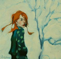 """""""Betwixt"""" - Original Fine Art for Sale - © Kayleen Horsma  (no wait - this one is my favorite - Judy)"""