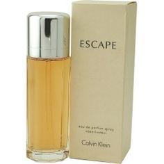 Veja nosso novo produto Escape Calvin Kein EDP feminino spray! Se gostar, pode nos ajudar pinando-o em algum de seus painéis :)