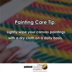 #Monsoon #TipOfTheDay #PaintingCare #Maintainance #Art #ArtGallery #Painting