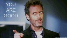 Dr Gregory House | via Tumblr