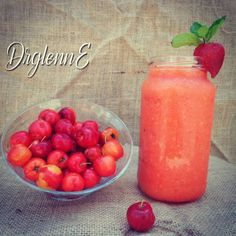Organic Acerola cherries, from the tree to my hands. Acerola cherry is a tropical fruit is delicious. Is rich Calcium, Magnesium iron, Folic acid, vitamins A, B3, B5,B9, and High in vitamin C, also…