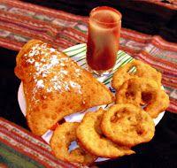 Buñuelos (Bolivianos)
