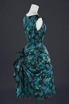 CRISTÓBAL BALENCIAGA Dress