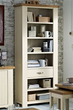 Buy Hartford® Painted Bookcase from the Next UK online shop