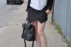 Black-Skort-Zara-City-Bag-Zara-Trends-setters.com