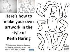 Fra qualche giorno (il 4 maggio) sarà il compleanno di Keith Haring , perchè non omaggiarlo riproducendo alcune sue opere? Vi stupirà scopr...