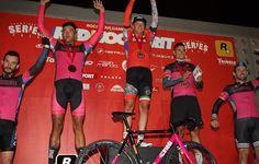 Instagram: @redhookcrit Barcelona No.3 men's podium.  Silvia Galliani photo