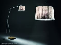 This innovative lamp translates an ideal woodland scene into an elegant, minimalist design that provides a soft pool of light just where you need it. Its boom structure adapts well to furniture compositions in the sitting room. Light Project, Ceiling Lamp, Contemporary Furniture, Furniture Making, Minimalist Design, Floor Lamp, Furniture Design, Lights, Interior Design