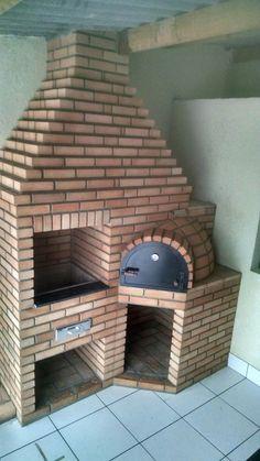 Outdoor Barbeque, Pizza Oven Outdoor, Backyard Seating, Small Backyard Landscaping, Backyard Kitchen, Outdoor Kitchen Design, Pizza Oven Fireplace, Outdoor Garden Bar, Baby Cradle Wooden