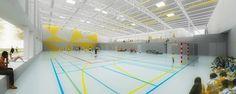 Sports Complex / DATA Architects