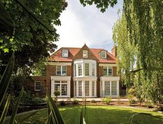 A house rumoured to have been bought by Saif al-Islam Gaddafi, son of Libyan leader Colonel Gaddafi, in Hampstead