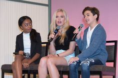 Premiere Program Auditions | Dating Game with Peyton Meyer, Skai Jackson, Lauren Taylor and JJ Totah from Disney Channel.
