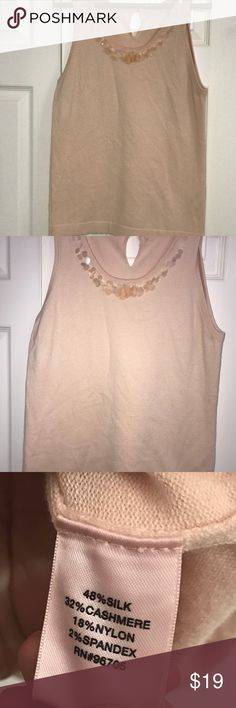 Cashmere Top Women's In Good Condition ! Cashmere Women's Top In Good Condition ! Tops
