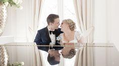 #bruidspaar #piano #trouwen #bruiloft Trouwen in het Wereldmuseum in Rotterdam   ThePerfectWedding.nl   Fotocredit: BruidBeeld Film & Fotografie