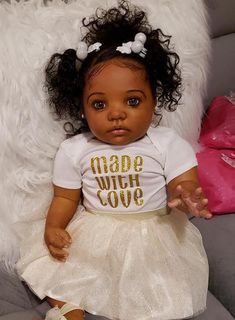 ESTIMATED SHIPPING DATE: MARCH, 2020 The baby you see in the photos is not what you will receive. This reborn doll is a finished Lillian kit by the Artist JazziTee. These photos are for examples to show what the doll can look like when it has been completely reborn. TO HAVE YOUR REBORN DOLL CREATED Custom Reborn Dolls, Reborn Dolls For Sale, Baby Dolls For Sale, Reborn Toddler Girl, Reborn Baby Boy Dolls, Newborn Baby Dolls, Real Looking Baby Dolls, Real Life Baby Dolls, Real Doll
