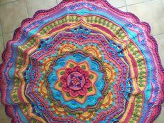 Mandala Madness -  Free Pattern on Ravelry