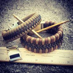"497 Likes, 14 Comments - Paracord-Maze (@paracord_maze) on Instagram: ""The Maze Fishtail #trilobite #paracordmaze #everydaycarry #rockclimbing #climber #military…"""