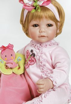Butterfly Boo, 20 inch Toddler Baby Doll, for Kids Ages 6+