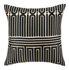 """DOWN-FILLED EMBROIDEREDPILLOWS Size:20"""" X 20""""  95% RAMIE, 5% COTTON Please allow 1 - 2 weeks to ship out and receive tracking."""