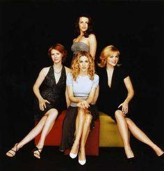 Miranda, Carrie, Samantha, & Charolette!