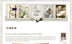 the Antique Collector design