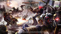 Warhammer 40K Eternal Crusade Interview - http://www.worldsfactory.net/2014/06/05/warhammer-40k-eternal-crusade-interview