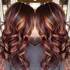 35 New Long Hair Styles 2015 - 2016 - Long Hairstyles 2015