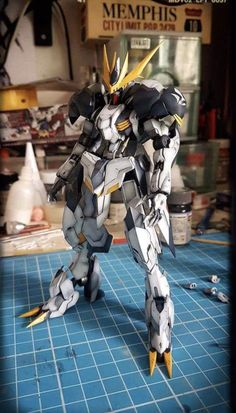 Gundam Toys, Gundam Art, Gundam Vidar, Barbatos Lupus Rex, Gundam Tutorial, Gundam Iron Blooded Orphans, Mecha Suit, Gundam Astray, Gundam Wallpapers