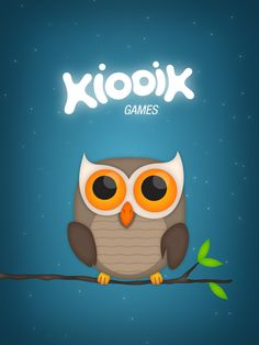 Clever Owl wallpaper from #Memollow iOS Game for your #iPad & #iPhone