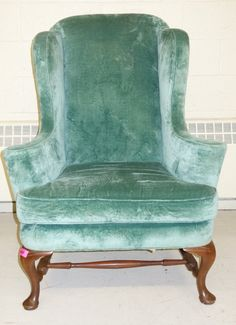 Antique queen anne wingback   Google Searchantique queen anne wingback   Google Search   Wingback Chair  . Antique Queen Anne Upholstered Chairs. Home Design Ideas