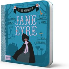JANE EYRE - BabyLit: Children's Board Book Based on Classic Literature