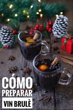 Christmas Punch, Christmas Drinks, Italian Dishes, Italian Recipes, Quick Recipes, Wine Recipes, Recipe Cover, Wine Photography, Vegetarian