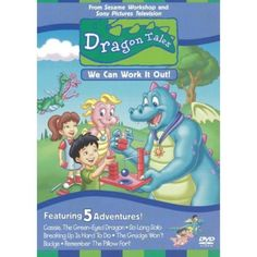 I'm learning all about Columbia Tri Star Dragon Tales: We Can Work It Out at @Influenster!