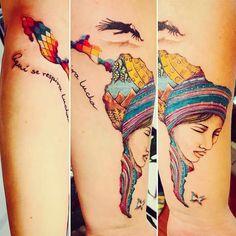 Classy Latin America Tattoos Two Of The Deadliest Latin American Drug Gangs Peru Tattoo, Inca Tattoo, Left Arm Tattoos, Sleeve Tattoos, Tattoo Arm, Tattoo America, Trendy Tattoos, Small Tattoos, Afrika Tattoos