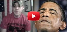 This video of a Marine standing up to President Obama has gone viral, and we can see why. After sending a letter to the White House, this Marine decided to…