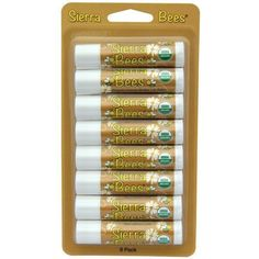 FREE from on #iHerb Sierra Bees Organic Lip Balms Cocoa Butter $8,95 OFF - Now FREE ! #RT Discount applied in cart