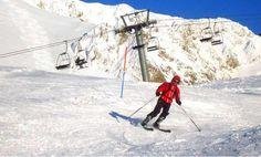 Six ski resorts in Greece Greece Resorts, Ski Resorts, In 2015, Travel Magazines, Travel News, Nightlife, Mount Everest, Skiing, December